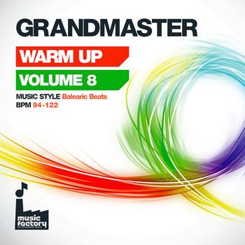 Mastermix Grandmaster Warm Up 8 Balearic Beats (2021) Full Albüm İndir