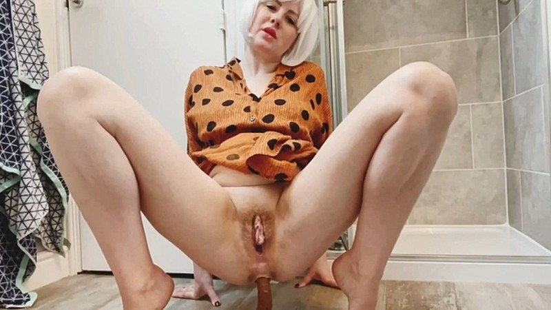 Laceyloumartin1 - Mummy poops pees JOI [FullHD 1080P]