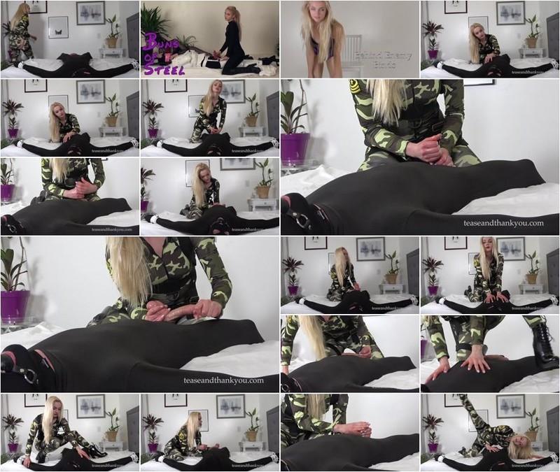 Mistress Mandy Marx - Behind Enemy Binds (1080p)