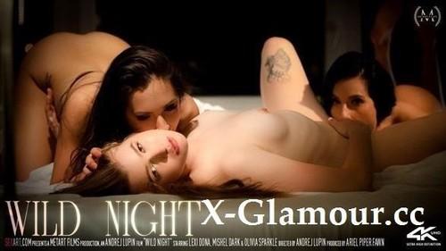 Lexi Dona, Mishel Dark, Olivia Sparkle - Wild Night (SD)