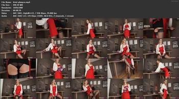 Ariel Anderssen - glimpse up my skirt, 1080p