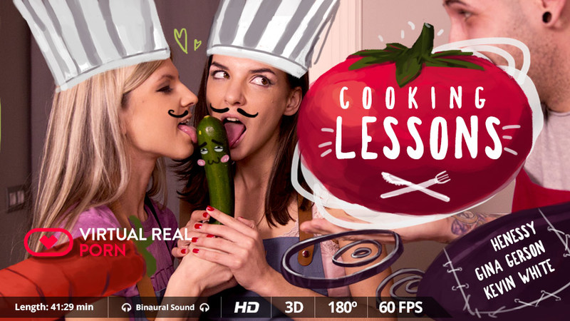 Gina Gerson Alina Henessy Kevin White Gearvr Ps4 Pro