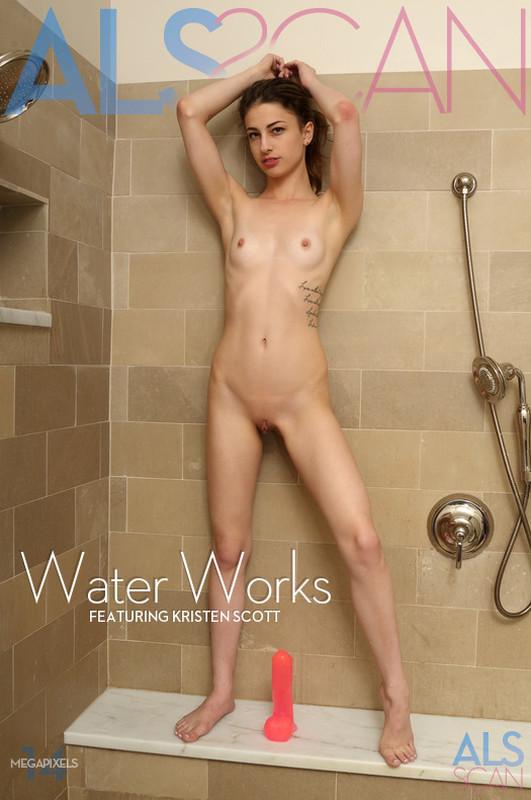 Kristen Scott - Water Works BTS (2021-07-19)