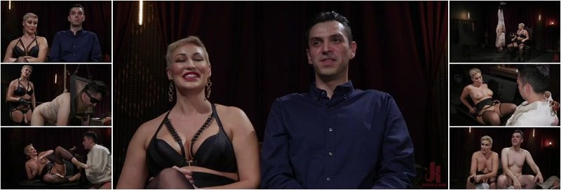 Ryan Keely, Papa Georgio - The Goddess and The Novice: Ryan Keely Rules Over Papa Georgio (HD)