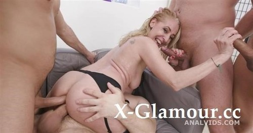 """Yelena Vera in """"Over And Wet, Yelena Vera 4On1, Balls Deep Anal, Pee Drink, First Dap And Swallow Gl399"""" [HD]"""