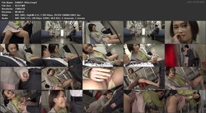 DANDY-765 Alone With A Slut On The Last Train 3 sc3