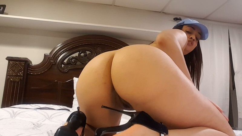 Rose LeBeau - Riding N Cummin on Monster Cock [FullHD 1080P]