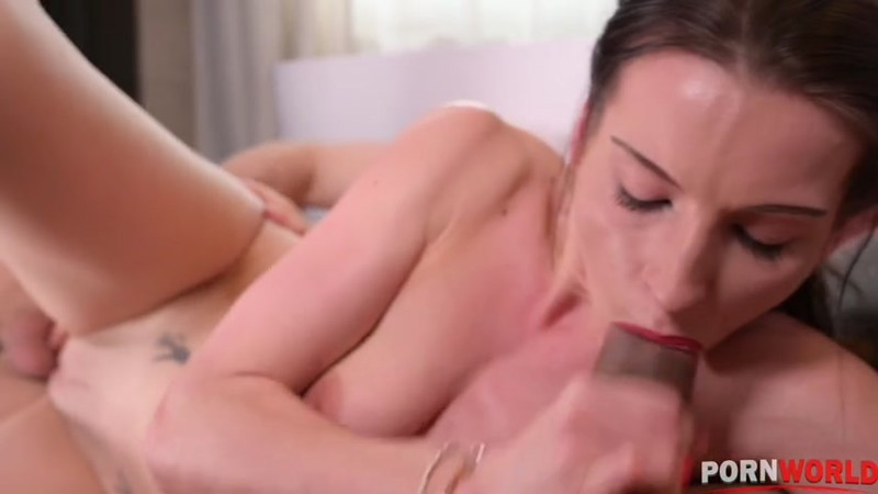 Victoria Daniels - Cuck Husband Arranges DP Threesome For Cheating Slut Wife [SD 540p]