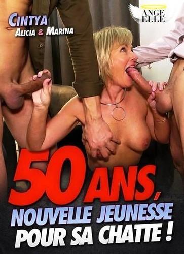 50 Ans Nouvelle Jeunesse Pour sa Chatte