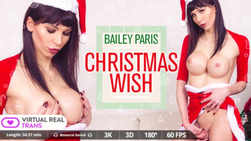 Christmas Wish Bailey Paris H264 Oculus Vive