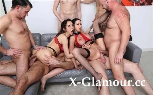 Francys Belle, Laura Fiorentino - Dap And Pee 2, Francys Belle And Laura Fiorentino, Atogm, Dap, Gapes, Wrecked Ass, Buttrose, Pee Drink, Squirt Swallow Gio1829 [HD/720p]