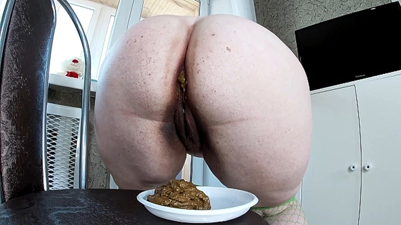 BBW has to Shit with Fart [FullHD 1080P]