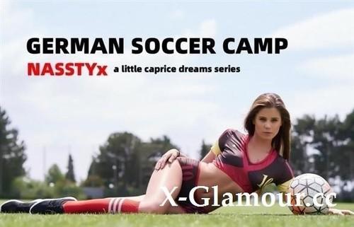 Little Caprice - Nassty German Soccer Camp (FullHD)