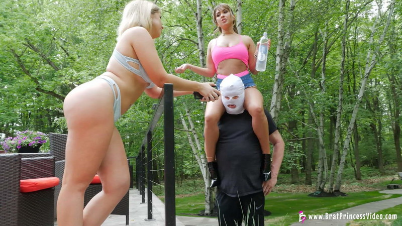 Lexi - Human Pony Kicked And Ridden Without Mercy [FullHD 1080P]