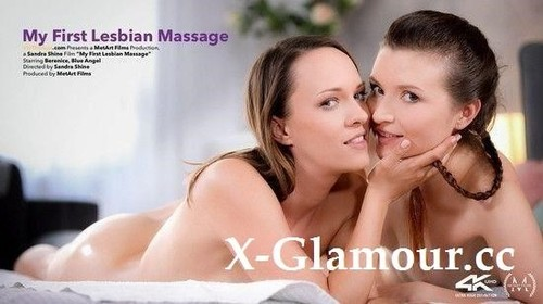 Blue Angel, Berenice - My First Lesbian Massage (HD)