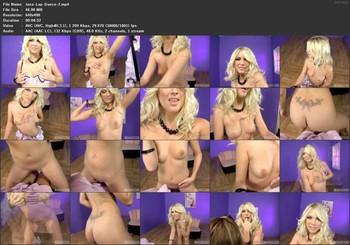 Jana Jordan - Virtual Lap Dance 2, 480p