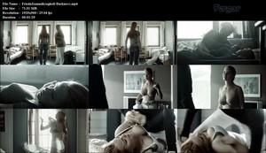 Frieda Joanna Krøgholt Potente Actriz Danesa En La Serie Darkness: Those Who Kill Trailer
