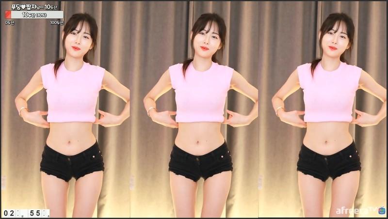 2021年07月 韩国afreecatv女主播 直播舞蹈录像剪辑版大合集[15700+V/3680G][至尊包年专享] 合集-第5张