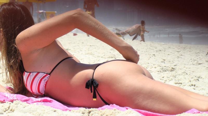latina booty candid bikini creepshots