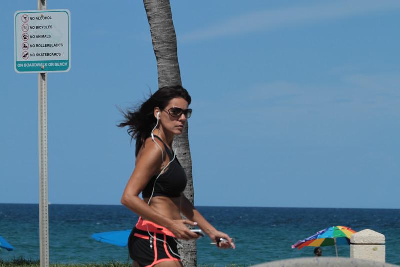hot miami street bikini women voyeur album