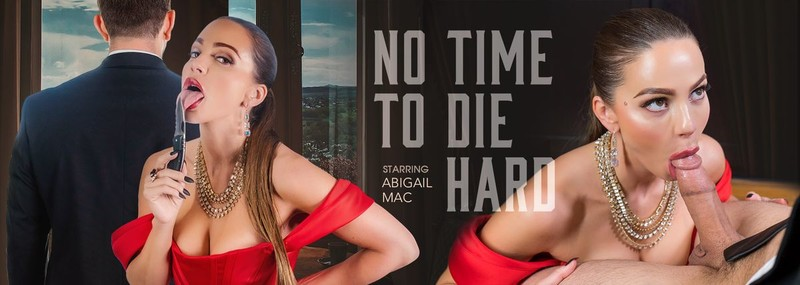 No Time To Die Hard Abigail Mac Smartphone Mobile