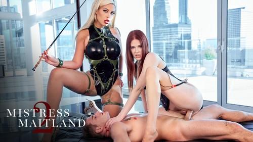 Deeper – Maitland Ward And Bridgette B Mistress Maitland 2 Overtaken [FullHD 1080p]