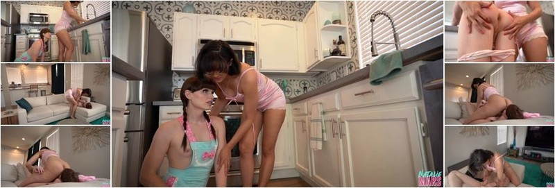 Natalie Mars, Penny Barber - Obsessed with Mommy's Ass (FullHD)