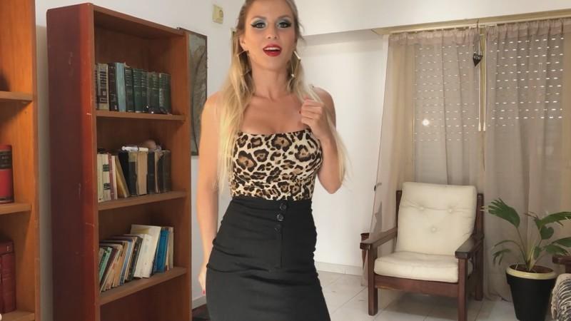 Rebecca de Winter - BUKKAKE at the office CUCKOLD [FullHD 1080P]