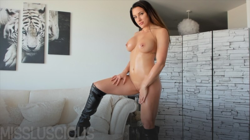 Miss Luscious - Boots and Bikini JOI - Watch XXX Online [FullHD 1080P]