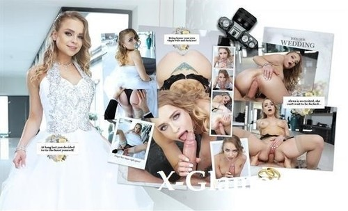 "Alexa Flexy in ""Virgin Bride Obsession"" [FullHD]"