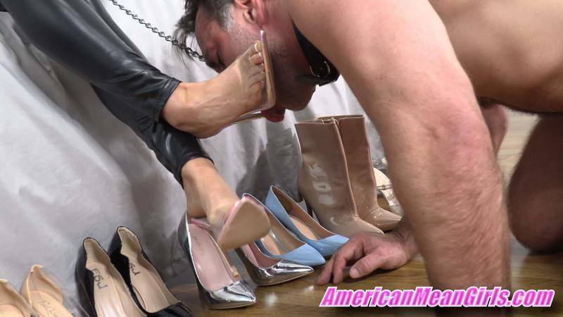 The Mean Girls - Shoe Shine Saturday [FullHD 1080P]