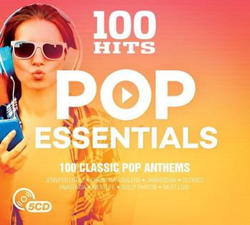 100 Hits (Pop Essentials) (5CD) (2017) Full Albüm İndir