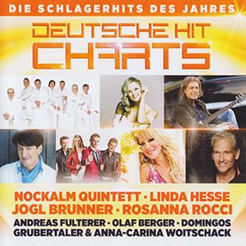 Deutsche Hit Charts (2CD) (2015) Full Albüm İndir