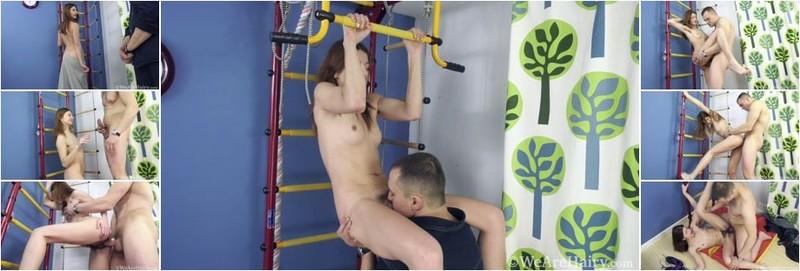 Atisha - Atisha enjoys a sexy and naughty workout (FullHD)