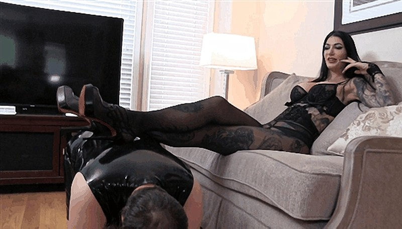 Mistress Damazonia - OMG you Ripped Them [FullHD 1080P]