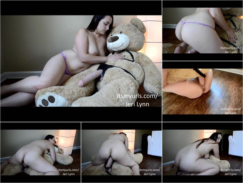 Jeri Lynn - Thick Mom Fucks Big Dirty Bear Dick [FullHD 1080p]