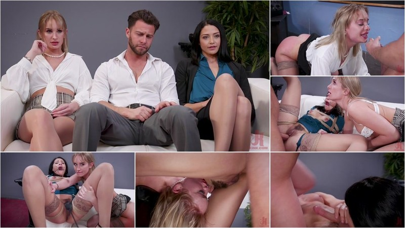 Seth Gamble, Daisy Stone, Avi Love - Family Assets: Cold Hearted Step - Sister Warms Up To Her Brother's Cock [HD 720p]