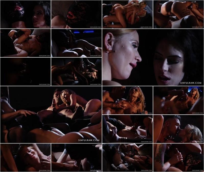 Kiara Lord, Shalina Devine, Anna de Ville, Blanche Bradburry, Daphne Klyde - My Sinful Orgy, part 3 (1080p)