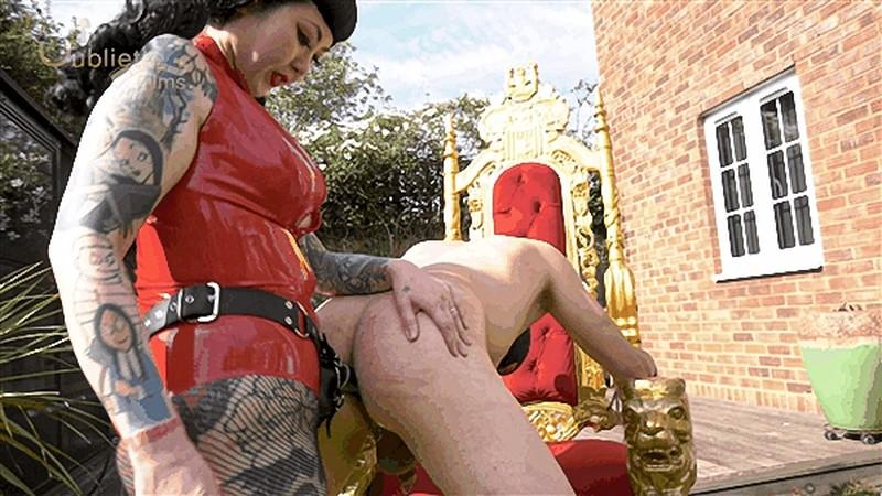 Mistress Patricia - My Anal Slut [FullHD 1080P]