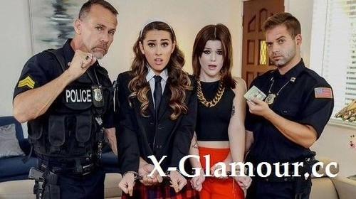 Mackenzie Mace, Alex Kane - Cops And Stepdaughters (SD)
