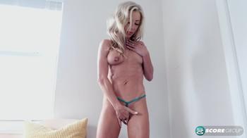 PornMegaLoad – Mandy Monroe Bikini MILFs Dildo Day