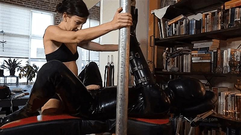 Elise Graves - Rubber Ass Fucking [FullHD 1080P]