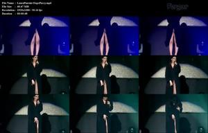 Laura Pausini Video Sin Bragas En Concierto Con Desliz Enseñando El Coño