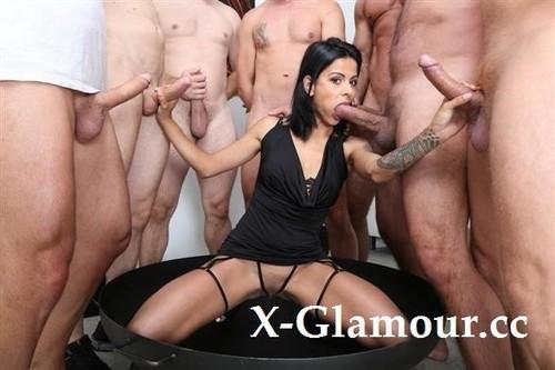 Sandra Soul - Basined, Sandra Soul, 7On1, Bwc, Atm, Balls Deep Anal, Dap, Rough Sex, Big Gapes, Pee Drink, Cum In Mouth, Swallow Gio1943 [SD/480p]