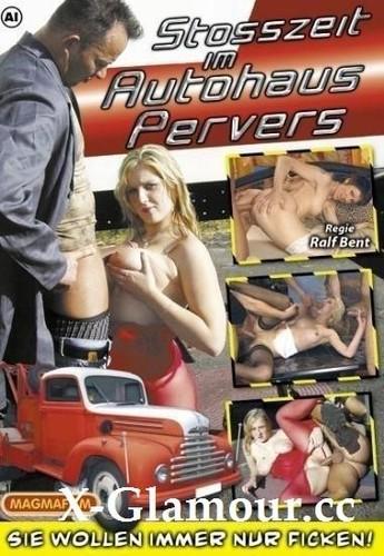 Sydney Dark, Denise, Jenny, Paula Styles, Rene Bar, Markus, Ralle, Tom - Stosszeit Im Autohaus Pervers [SD/384p]