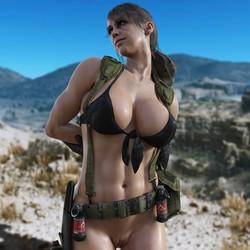 NordFantasy - Quiet - Metal Gear Solid V