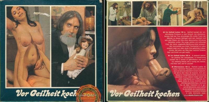 Vor Geilheit Kochen (1970s) VHSRip