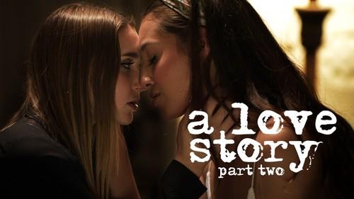 AllHerLuv – Bella Rolland And Laney Grey A Love Story Pt 2 [FullHD 1080p]