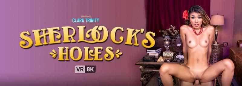 Sherlock 039 S Holes Clara Trinity Oculus Go 4k